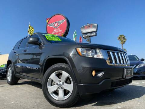 2011 Jeep Grand Cherokee for sale at Auto Express in Chula Vista CA