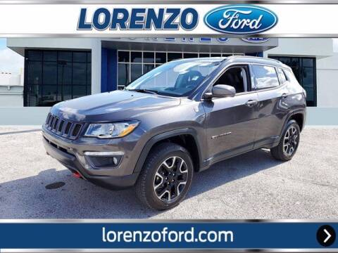 2019 Jeep Compass for sale at Lorenzo Ford in Homestead FL