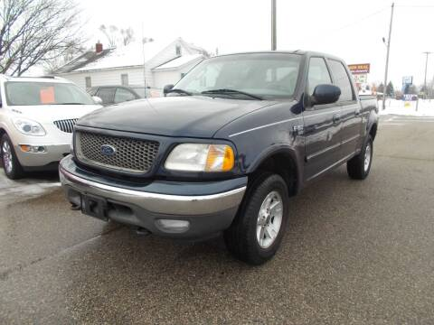 2003 Ford F-150 for sale at Jenison Auto Sales in Jenison MI