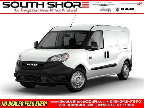 2021 RAM ProMaster City Cargo for sale at South Shore Chrysler Dodge Jeep Ram in Inwood NY