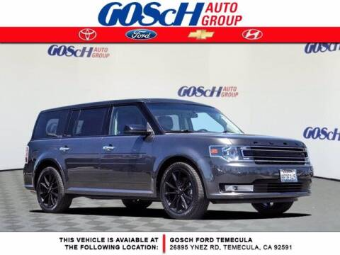 2018 Ford Flex for sale at BILLY D SELLS CARS! in Temecula CA