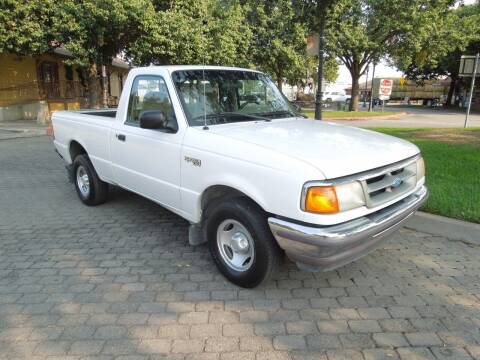 1997 Ford Ranger for sale at Family Truck and Auto.com in Oakdale CA