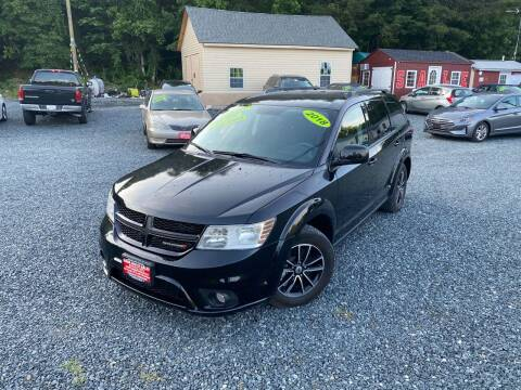 2018 Dodge Journey for sale at A&M Auto Sales in Edgewood MD