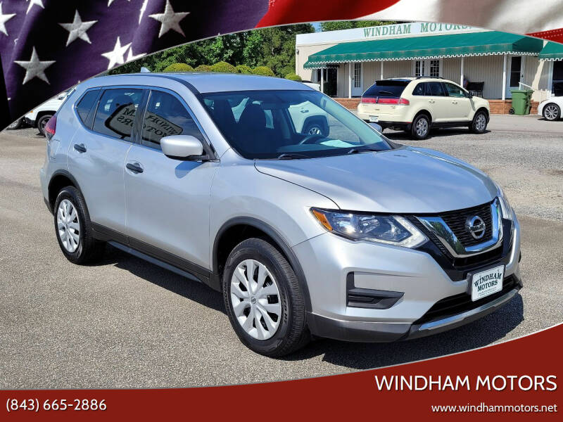 2017 Nissan Rogue for sale at Windham Motors in Florence SC