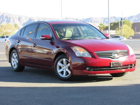 2007 Nissan Altima for sale at Best Auto Buy in Las Vegas NV