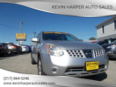 2010 Nissan Rogue for sale at Kevin Harper Auto Sales in Mount Zion IL