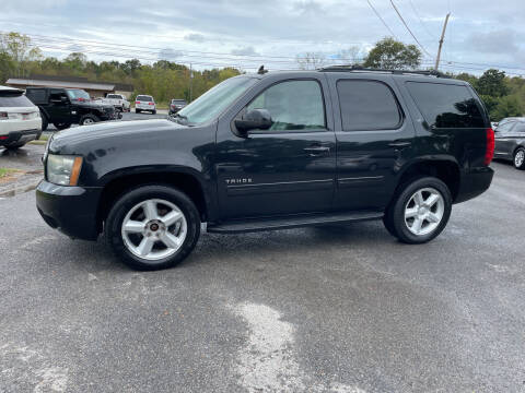 2011 Chevrolet Tahoe for sale at Adairsville Auto Mart in Plainville GA