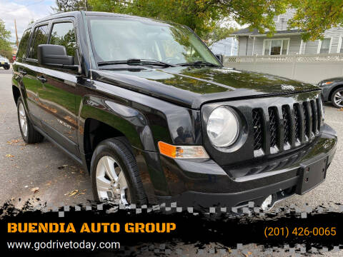 2011 Jeep Patriot for sale at BUENDIA AUTO GROUP in Hasbrouck Heights NJ