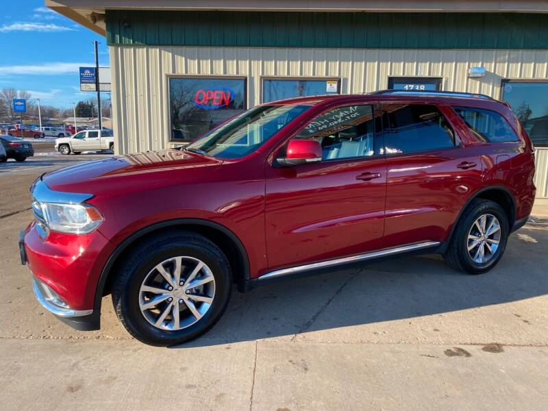 2015 Dodge Durango for sale at Murphy Motors Next To New Minot in Minot ND