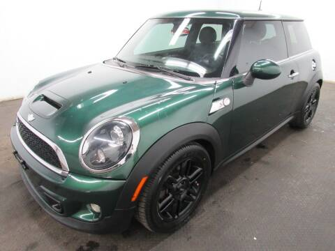 2012 MINI Cooper Hardtop for sale at Automotive Connection in Fairfield OH