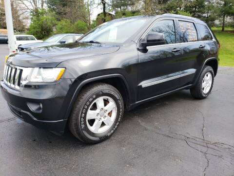 2011 Jeep Grand Cherokee for sale at STRUTHER'S AUTO MALL in Austintown OH