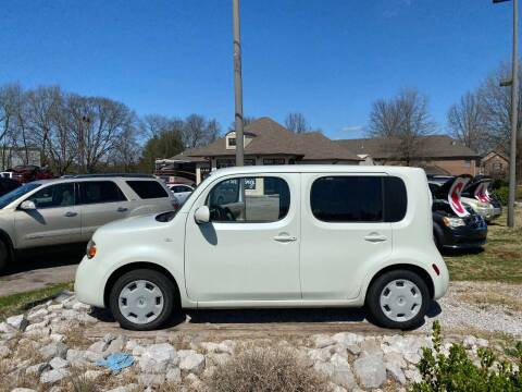 2011 Nissan cube for sale at Kentucky Auto Sales & Finance in Bowling Green KY