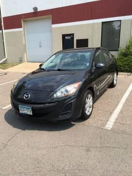 2011 Mazda MAZDA3 for sale at Specialty Auto Wholesalers Inc in Eden Prairie MN
