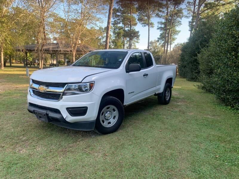 2017 Chevrolet Colorado for sale at Showroom Auto Sales of Charleston in Charleston SC
