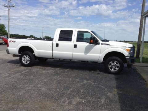 2014 Ford F-350 Super Duty for sale at Kevin's Motor Sales in Montpelier OH