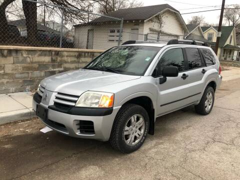 2004 Mitsubishi Endeavor for sale at JE Auto Sales LLC in Indianapolis IN