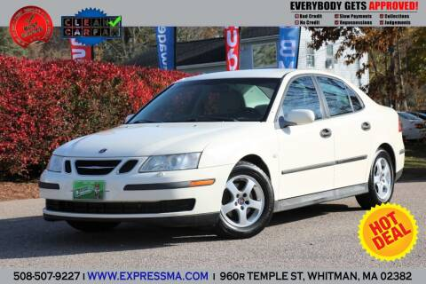 2004 Saab 9-3 for sale at Auto Sales Express in Whitman MA