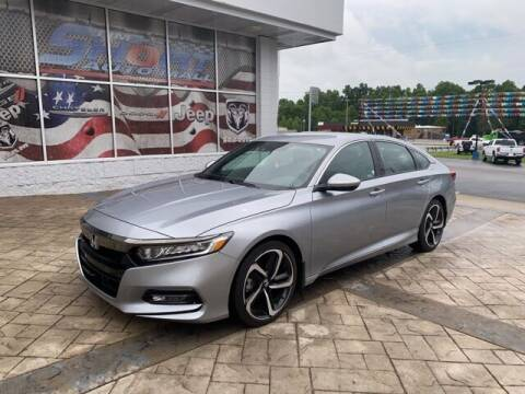 2020 Honda Accord for sale at Tim Short Auto Mall 2 in Corbin KY