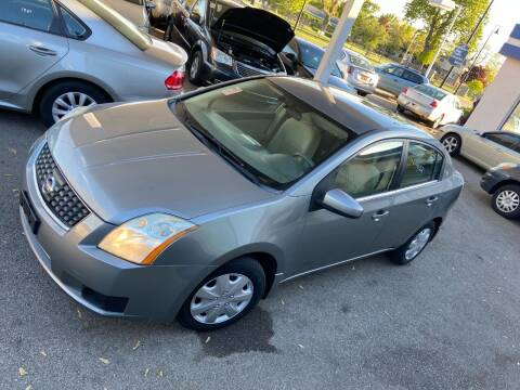 2007 Nissan Sentra for sale at Car Stone LLC in Berkeley IL