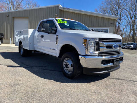 2019 Ford F-350 Super Duty for sale at Auto Towne in Abington MA