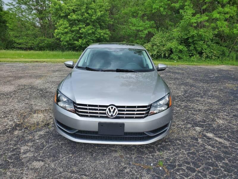 2012 Volkswagen Passat for sale at Discount Auto World in Morris IL