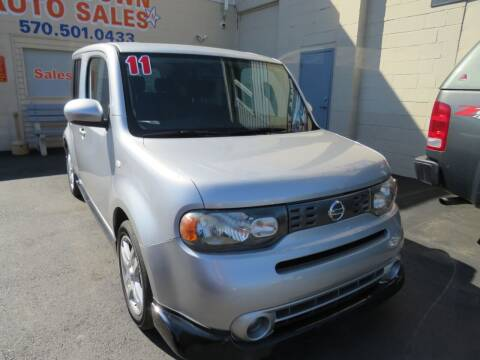 2011 Nissan cube for sale at Small Town Auto Sales in Hazleton PA