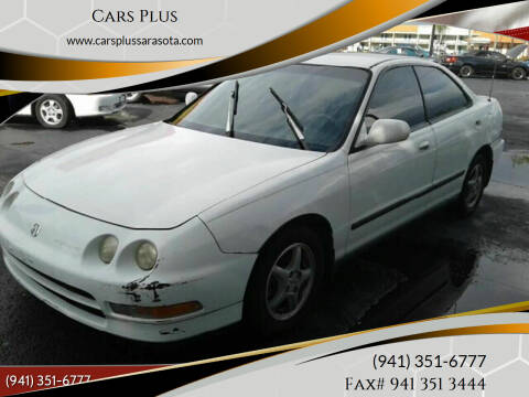 1994 Acura Integra for sale at Cars Plus in Sarasota FL