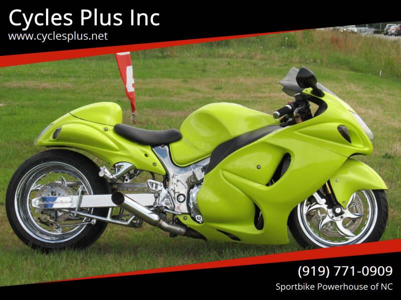 2007 Suzuki Hayabusa for sale at Cycles Plus Inc in Garner NC