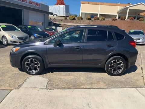 2013 Subaru XV Crosstrek for sale at State Line Motors in Bristol VA