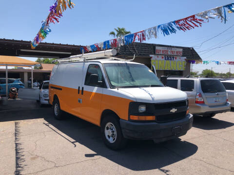 2005 Chevrolet Express Cargo for sale at Valley Auto Center in Phoenix AZ