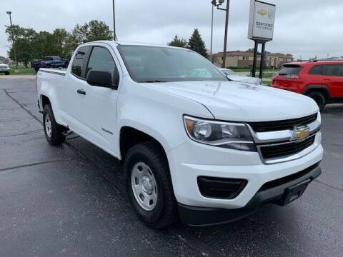 2019 Chevrolet Colorado for sale at Dunn Chevrolet in Oregon OH