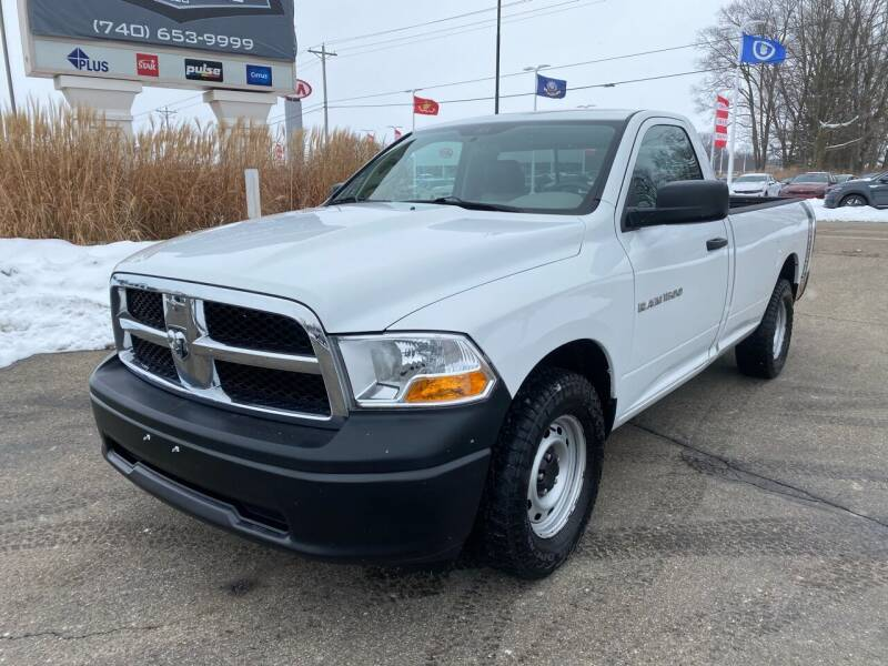 2011 RAM Ram Pickup 1500 for sale at Rick's R & R Wholesale, LLC in Lancaster OH