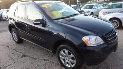 2007 Mercedes-Benz M-Class for sale at Unlimited Auto Sales in Upper Marlboro MD