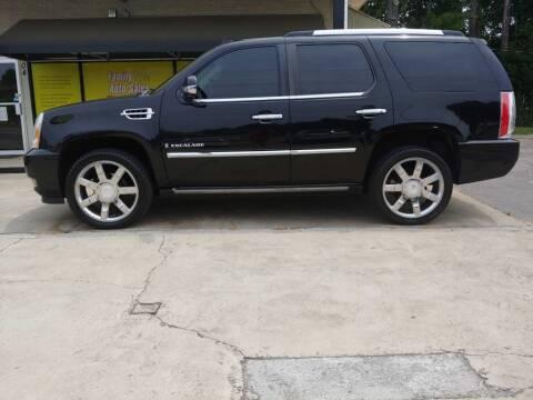 2008 Cadillac Escalade for sale at Family Auto Sales of Johnson City in Johnson City TN