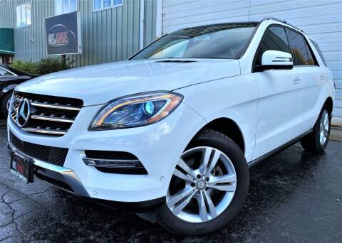 2015 Mercedes-Benz M-Class for sale at Haus of Imports in Lemont IL