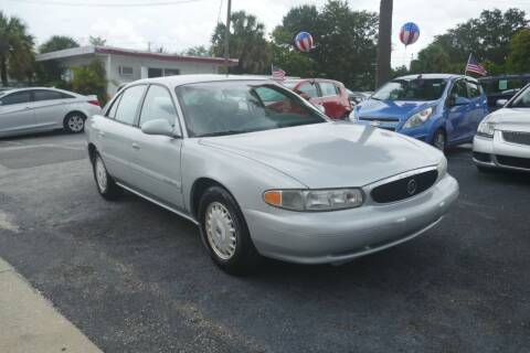 2001 Buick Century for sale at J Linn Motors in Clearwater FL