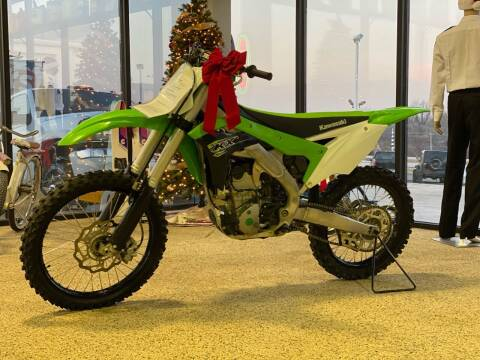 2018 Kawasaki KX250F for sale at N Motion Sales LLC in Odessa MO