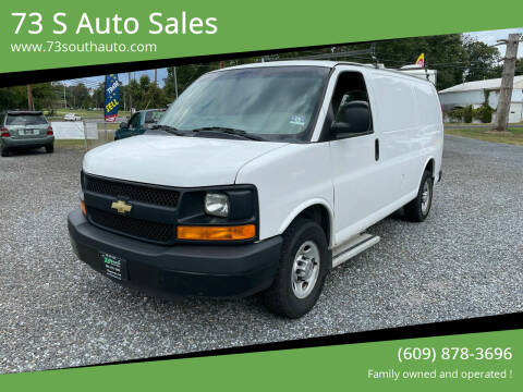 2012 Chevrolet Express Cargo for sale at 73 S Auto Sales in Hammonton NJ