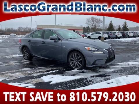 2014 Lexus IS 250 for sale at LASCO FORD in Fenton MI
