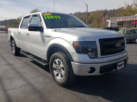 2013 Ford F-150 for sale at Elk Avenue Auto Brokers in Elizabethton TN