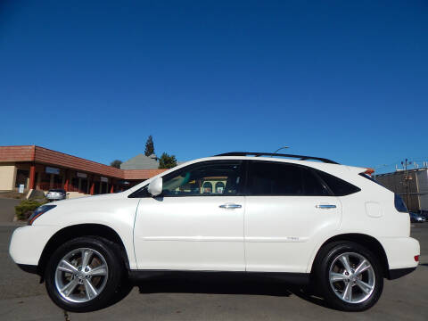 2008 Lexus RX 400h for sale at Direct Auto Outlet LLC in Fair Oaks CA