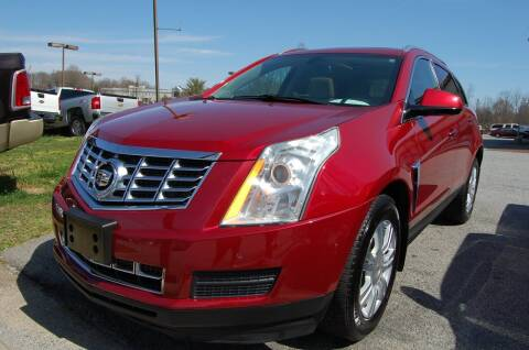 2013 Cadillac SRX for sale at Modern Motors - Thomasville INC in Thomasville NC