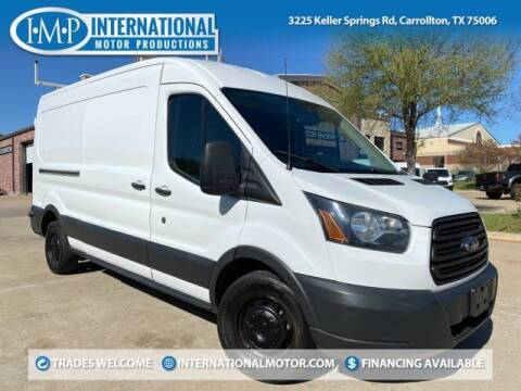 2015 Ford Transit Cargo for sale at International Motor Productions in Carrollton TX