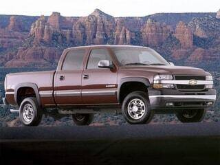 2002 Chevrolet Silverado 2500HD for sale at Jensen's Dealerships in Sioux City IA