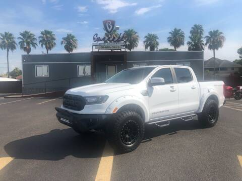 2019 Ford Ranger for sale at Barrett Auto Gallery in San Juan TX