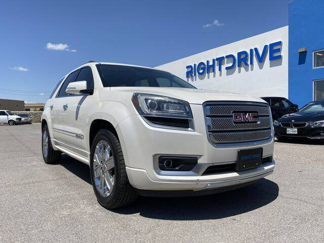 2013 GMC Acadia for sale in El Paso, TX
