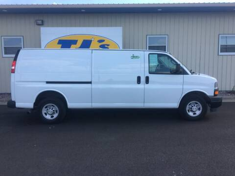 2019 Chevrolet Express Cargo for sale at TJ's Auto in Wisconsin Rapids WI