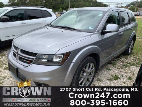 2019 Dodge Journey for sale at CROWN  DODGE CHRYSLER JEEP RAM FIAT in Pascagoula MS