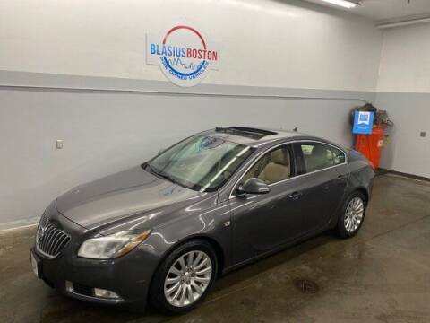 2011 Buick Regal for sale at WCG Enterprises in Holliston MA