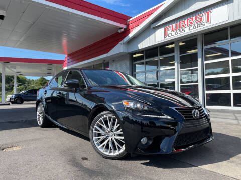 2014 Lexus IS 250 for sale at Furrst Class Cars LLC  - Independence Blvd. in Charlotte NC